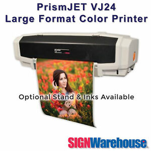Prismjet Vj24 Large Format Color Printer