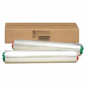 Scotch Dl1051p Refill Rolls For Heat free Laminating Machines 250 Ft