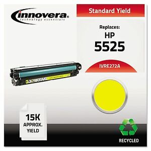 Innovera E272a Remanufactured Ce272a 5525 Toner 15000 Page yield Yellow