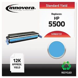 Innovera 83731 Remanufactured C9731a 645a Toner 12000 Yield Cyan
