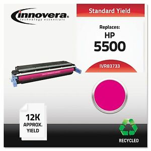 Innovera 83733 Remanufactured C9733a 645a Toner 12000 Yield Magenta