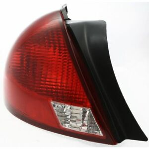 New Driver Side Tail Light For Ford Taurus 2000 2003 Fo2800154