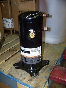 Emerson Copeland Scroll Compressor 208 230v 1ph 60hz R410a 3 5ton