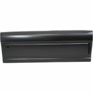 New New Capa Tailgate For Ford Bronco 1987 1993 Fo1900106c