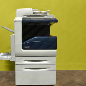 Xerox Workcentre 7530 Laser Color Bw Printer Scanner Copier Fax 30ppm A3 Mfp