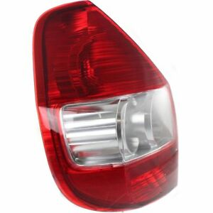 New Driver Side Tail Light For Honda Honda Fit 2007 2008 Ho2800169