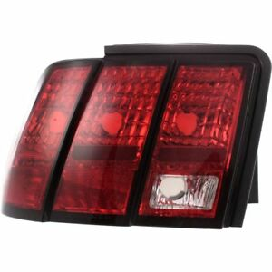 New Driver Side Tail Light For Ford Mustang 1999 2004 Fo2818109