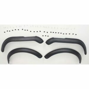 New Front Rear Fender Flares For Jeep Jeep Cj7 1976 1986