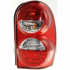 New Passenger Side Tail Light For Jeep Liberty 2005 2007 Ch2801158