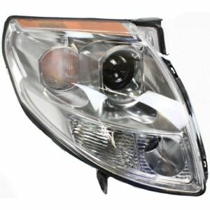 New Driver Side New Driver Side Dot sae Headlight For Nissan Maxima 2005 2006