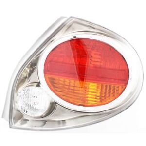 New Passenger Side Tail Light For Nissan Maxima 2002 2003 Ni2819109