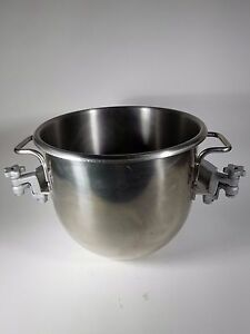 Used 30 Qt Hobart Bowl Used Adapter Reducer For 60 Qt Hobart Mixer Model H600