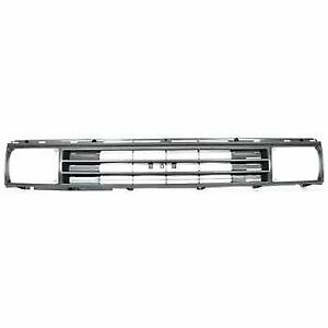5310089118 To1200108 Grille New For Toyota Pickup Truck 1987 1988
