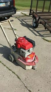 Edco Concrete Grinder Surfacer Breaker Dy1g 11hp