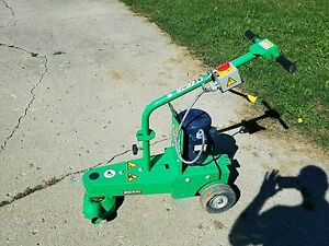 2014 Edco Tmc 7 Turbo Edge 7 Concrete Floor Grinder Edger