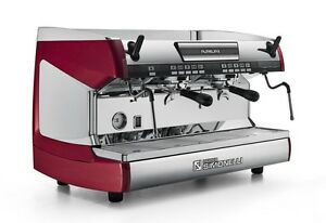 Simonelli Aurelia Ii 2 group Semi auto Espresso Machine White Glove Installation
