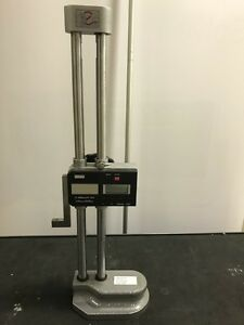 Double Column 12 Electronic Digital Height Gauge Used