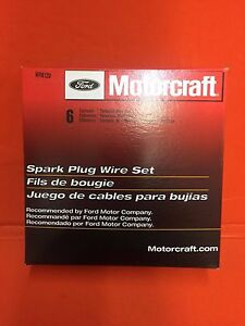Motorcraft Wr 6120 Spark Plug Wire Set
