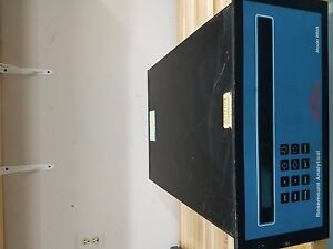 Rosemount 880a Co Combustion Analyzer