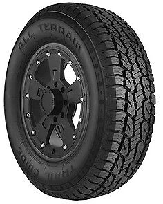 Trail Guide All Terrain 275 60r20 115t Bsw 4 Tires