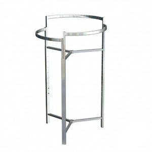 Tri level Round Garment Rack Chrome Height Adjustable From 44 68 4sets buy