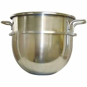 Hobart 205 1001 30 Qt Stainless Steel Mixer Bowl