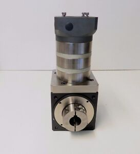 Gtc Ws120f 300 14 50 70 m5 Right Angle Gearbox Ratio 1 300