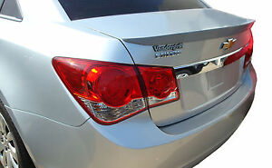 Chevrolet Cruze Ducktail Flush Unpainted Rear Wing Spoiler 2011 2015