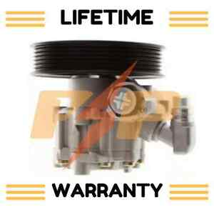 New Power Steering Pump 0044663601 For Mercedes Benz E350 Lifetime Warranty