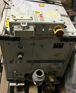 Edwards Iqdp40 Dry Vacuum Pump