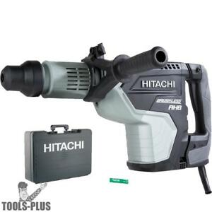 Hitachi Dh45me 1 3 4 2 Mode Brushless Sds Max Rotary Hammer New
