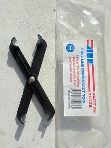 Sidchrome Abw Fuel Line Disconnect Tool Fits 5 16 3 8 Most Common Sizes 70736