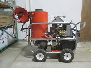 Used Alkota Hot Water Pressure Washer Z2442 423x4u 224528 Gfk Tools