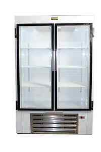 Cooltech 54 Beer Soda Beverage Glass Door Refrigerator Cooler
