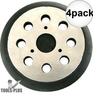 Porter cable 151281 08 5 Hook And Loop Replacement Backing Pad 4x New