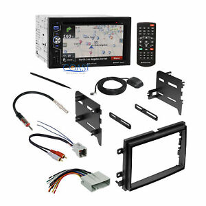Planet Audio Car Radio Stereo Dash Kit Harness For 04 11 Ford Lincoln Mercury