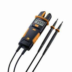 Testo 755 2 0590 7552 Current voltage Meter With Phase Rotation