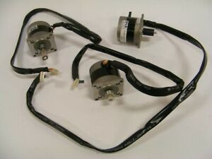 Lot Of 3 Centronic Stepper Motor Hy200 2220 0210 Acm8 Raspberry Pi Arduino Cnc