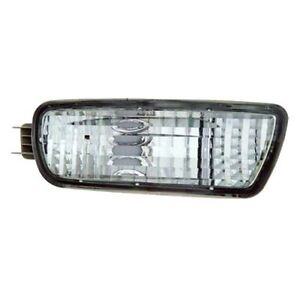 01 04 Toyota Tacoma Right Passenger Bumper Turn Signal Light Lamp To2531140