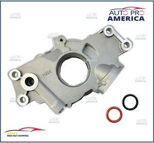 New Oil Pump For Gm Chevy Gmc 4 8l 5 3l 5 7l 6 0l V8 Ls1 Ls2 Ls6 364 350 323 294