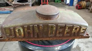 John Deere Unstyled Ar ao Radiator Top A2701r