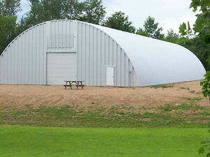 Steel Manufactured 70x200x24 Quonset Barn Farm Building Kit With Two Doors