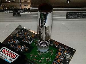 Hamamatsu R268 Pmt Photomultiplier Tube And C1309 4 High Voltage Power Supply