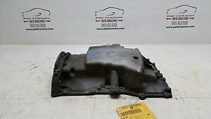2006 Ford Fusion Oil Pan 2 3l