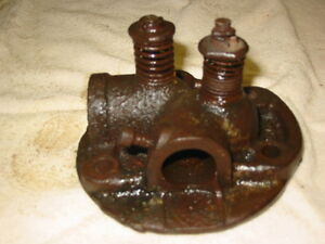 Stover Type V Head Valves Complete Stationary Engine Hit Miss Vintage Antique