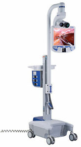 Storz Visitor1 Intouch Health Telepresence Telemedicine Monitoring System 2010