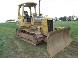 2002 Caterpillar D4g Xl Crawler Dozers