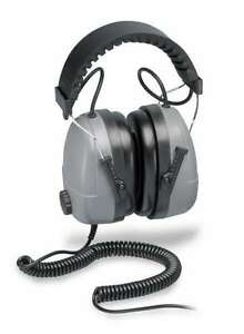 Elvex Com 611 Electronic Ear Muff 25db Over the head