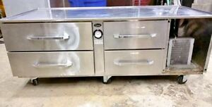Randell Refrigerated Equipment Stand With Drawers