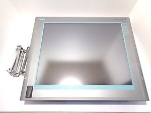 Siemens Simatic Hmi Ipc477c 6av 7424 0aa00 0gto Interface Panel Pc Touch Screen
